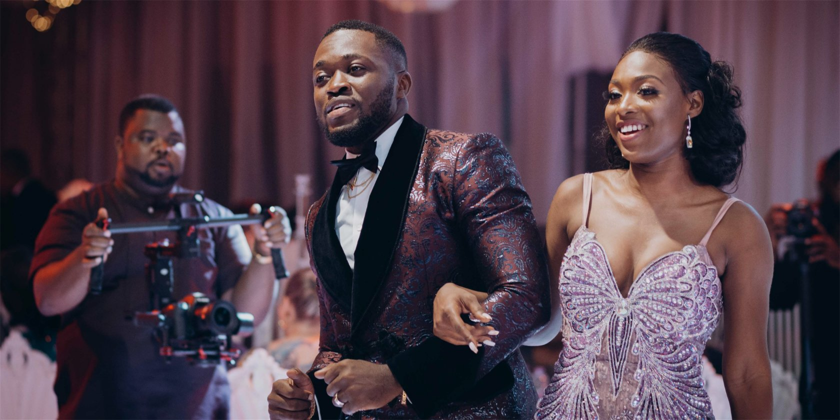 How #KENCY2020 became Ghana's wedding of the year and lifted the bar